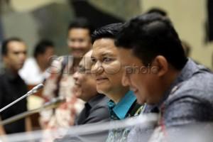 Ketua KPU Husni Kamil Manik.(SINDO photo