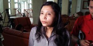 Komisioner KPU Ida Budhiati, saat ditemui di Gedung KPU, Jakarta Pusat, Senin (3/8/2015).-KOMPAS.com/ABBA GABRILLIN