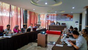 Komisi Independen Pemilihan (KIP) Kota Banda Aceh melaksanakan Pertemuan Tatap Muka Tata Cara Pendaftaran dan Syarat Calon Dalam Pemilihan Walikota dan Wakil Walikota Banda Aceh Tahun 2017 di Hotel Grand Permata Hati Banda Aceh (17/09/2016)